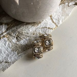 Vintage Christian Dior clip earring